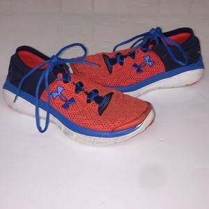 Under Armour Boys Shoes Size 4.5Y Youth